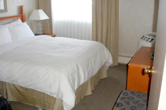 Chateau Victoria Hotel and Suites: the one bedroom portion of the suite