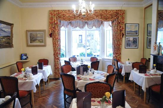 Kilronan House: Dining room, great food