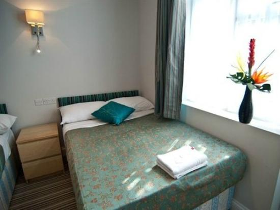 Comfotel Blue: bedroom