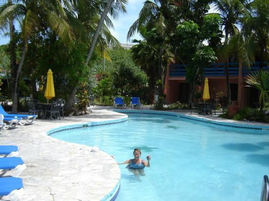 Turtle Cove Inn: turtle cove pool..cheers