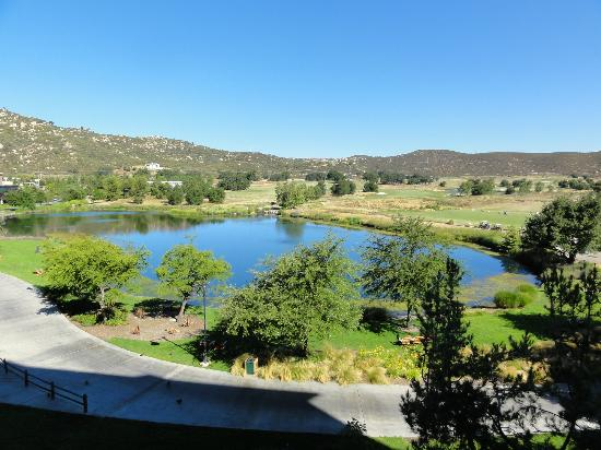 Barona Resort & Casino: View from our room