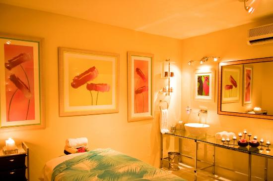 Mount Cinnamon Resort & Beach Club : Cinnamon Spa Treatment Rooms