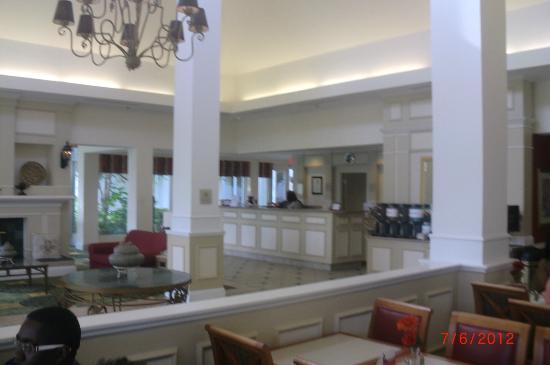 Hilton Garden Inn New Orleans Airport: entrance