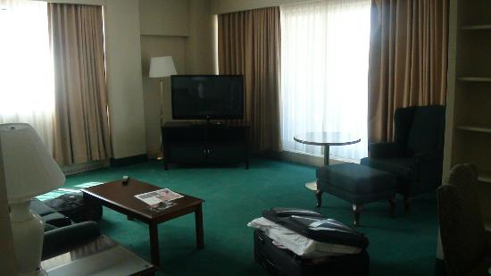 Embassy Hotel and Suites: Lounge