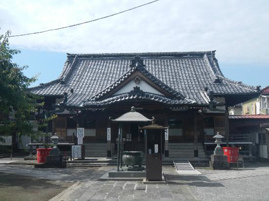 Daishoji Temple: hondou