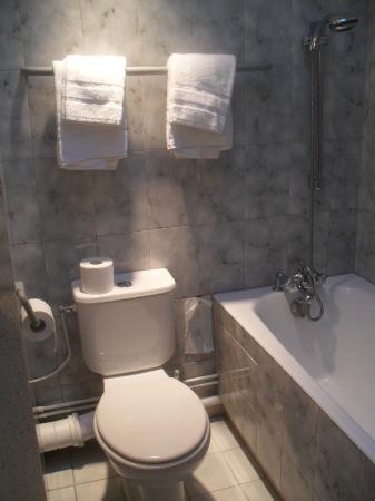 Relais du Pre: Banheiro