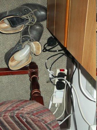 Argyll Hotel: electrics?