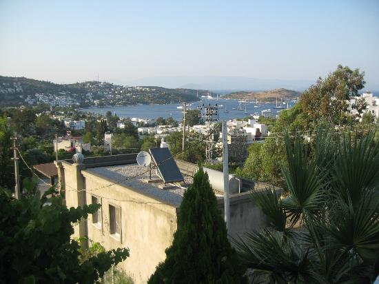 Panorama Hotel Bodrum: my lovely view