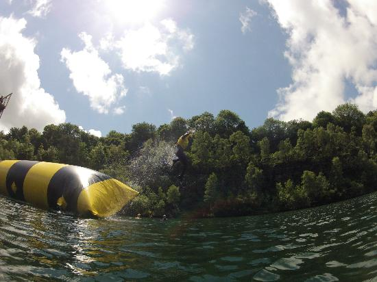 Adrenalin Quarry : It's hard to appreciate how this feels!