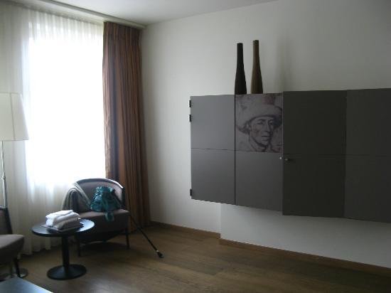 Hotel Van Eyck : Room
