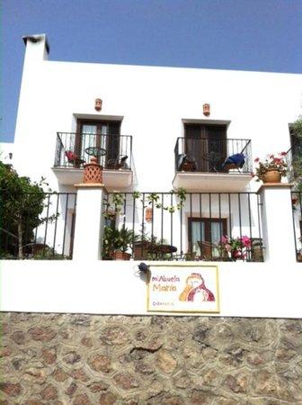 Casa Rural Mi Abuela Maria: Room