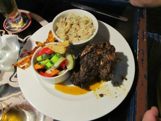 The Blue Room Sports Bar & Grill : Tasty sides