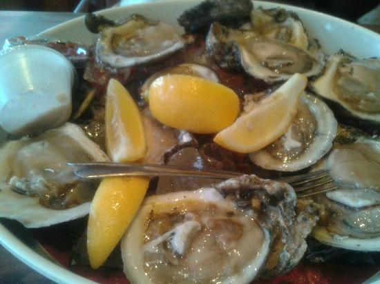 Fisherman's Wharf: Oysters