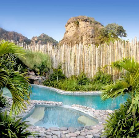 foto de villas valle mistico tepoztlan alberca tripadvisor