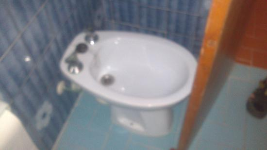 Apartments Arlanza: baño de los años 60
