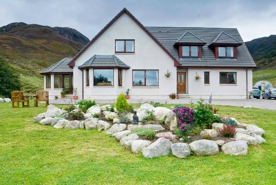 Dornie, UK: GLENNAN HOUSE