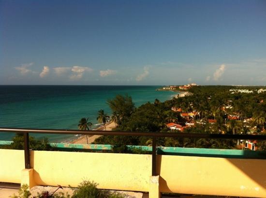 Melia Varadero: view from room