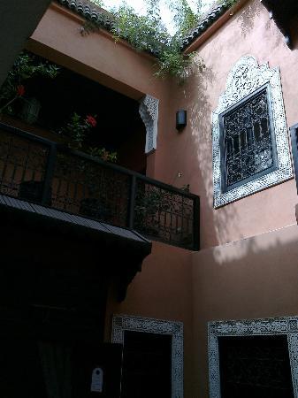 Les Borjs de la Kasbah: Our balcony