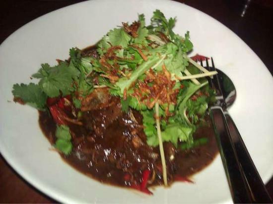 Longrain: Waygu Beef Stir Fry