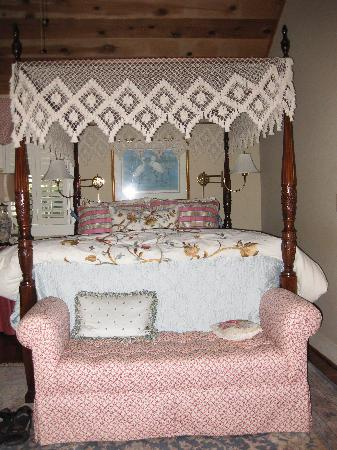 Price House Cottage Bed and Breakfast: Bedroom
