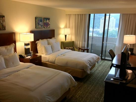 Charleston Marriott Town Center: Renovated Double