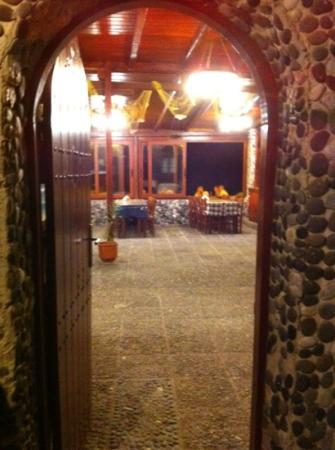 Galini Taverna: l'entrata !!