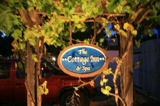 The Cottage Inn & Spa: The Cottage Inn & Spa. 