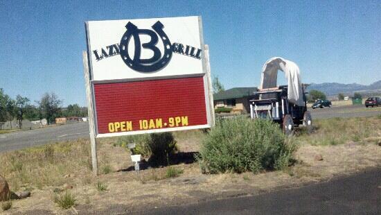 Lazy B Grill
