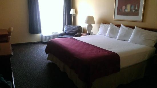 Ramada Chatsworth: King Bed