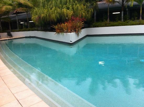 at Marina Shores: the resort pool