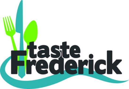 Taste Frederick: Our logo