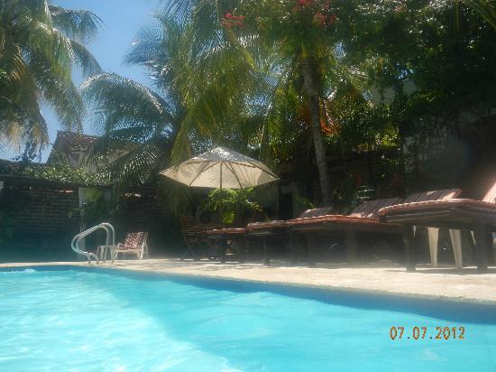 Hotel Mariscal Robledo: Pool