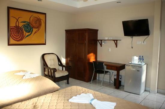 Hotel La Mar Dulce : Confort