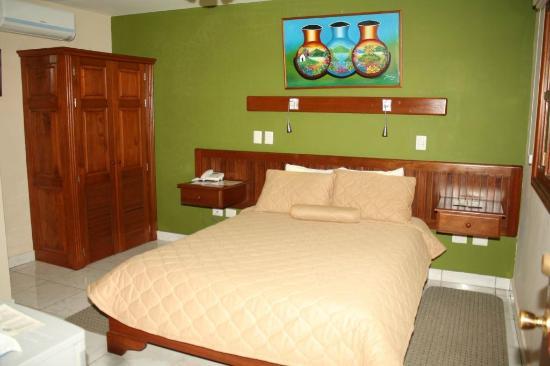 Hotel La Mar Dulce : Single room
