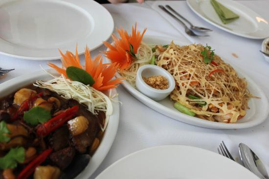 Amala Thai: beautiful padthai ever ;)