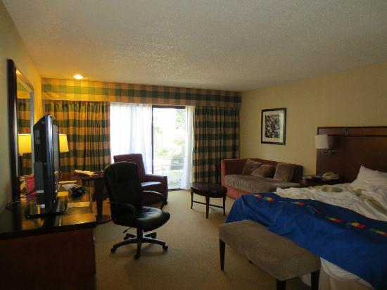 The Hotel Fresno: Room 175