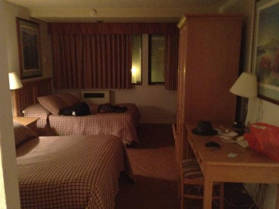 Seal Rock Inn: My room