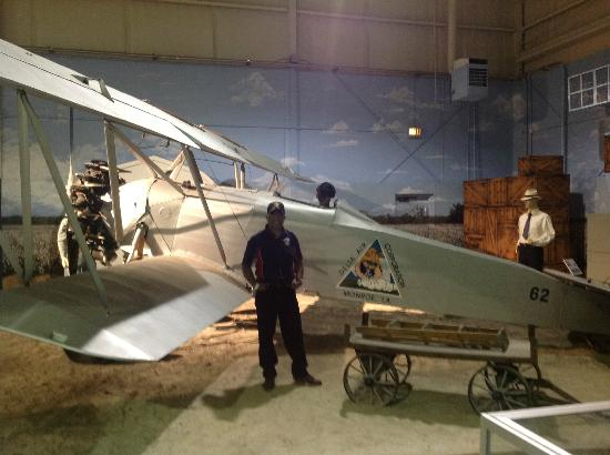 Southern Museum of Flight: WWII Trainer Plane (Tuskeegee Airman Training Plane)