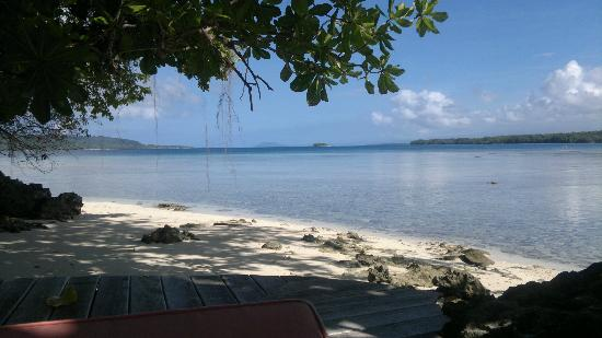 Ratua Island Resort & Spa: View from our private deck