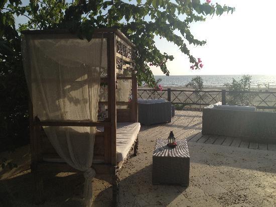 Karmairi Hotel Spa : Deck