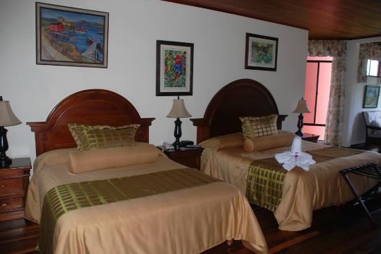 Hotel Fonda Vela: Suite
