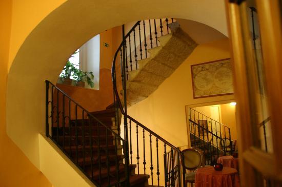 Hotel U Tri Bubnu: Hotel Interior