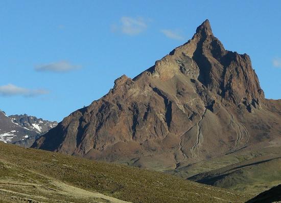 Los Antiguos, Argentyna: Cerro Colorado