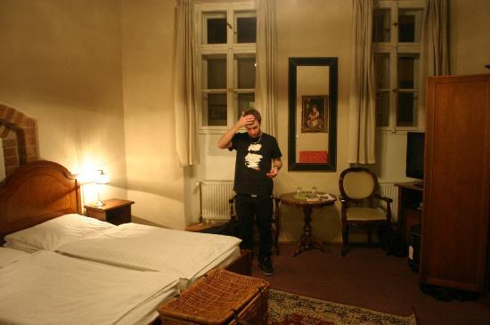 Hotel U Tri Bubnu : Our Room