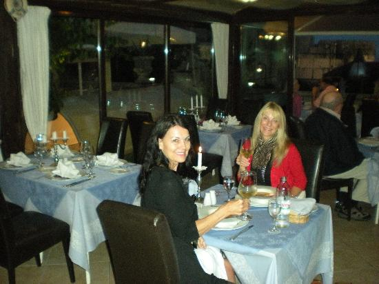 Restaurant Posat: Dinner at Posat Restaurant, end of May 2012