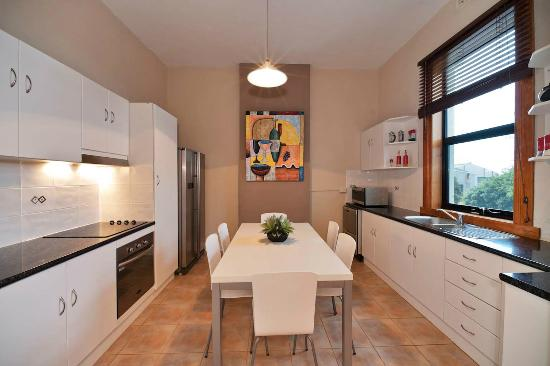 Burnie City Apartments: Apartment 1 - Kitchen
