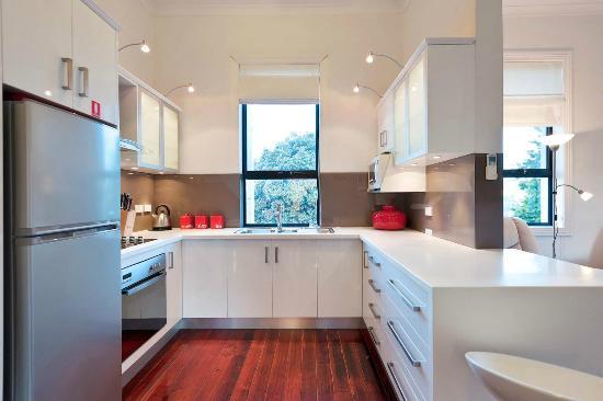 Burnie City Apartments : Apartment 2 - Kitchen
