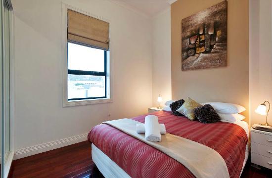 Burnie City Apartments: Apartment 2 - bedroom
