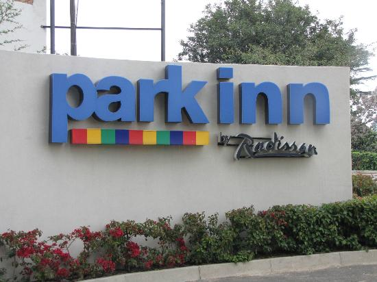 Park Inn Sandton: Hotel