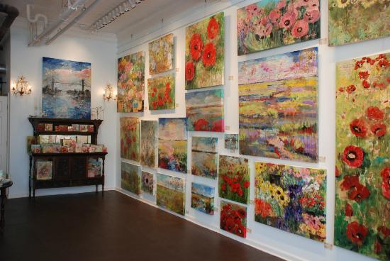 Tiffani Taylor Gallery : Original Paintings by Tiffani Taylor